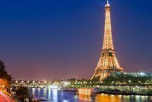 ~ Paris ~  / by Turtle Shoaf 🐢