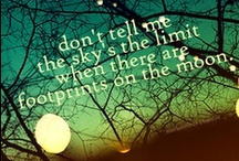 Words of Wisdom / by Maggie Plog