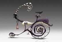 Tim Burton / by LolliBubble