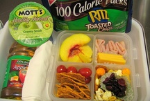 Kids lunch boxes / by Terrie Toombs