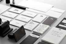 business card / identity