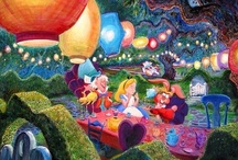 Mad Hatters Tea Party / by Sonja McColl