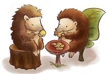 Hedgehog party