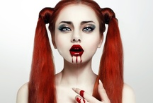 """Vampires / We enjoy the night, the darkness, where we can do things that aren't acceptable in the light. Night is when we slake our thirst."""" -William Hill  / by LolliBubble"""