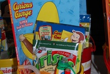 Curious George party / by Terrie Toombs