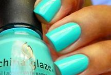 What Makes You Beautiful / Nail designs / by Erin Poppe