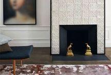 Fireplaces / by debra szidon