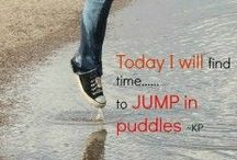 Puddle Jumper / by Lisa Sommers