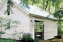 Dawn's White Barn :: Kinda / THINK SMALL AND DOABLE / by Lisa Sommers