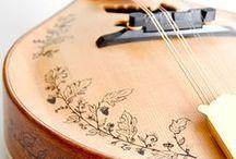 Mandolin / All things mandolin.  / by Elaine Mazzo