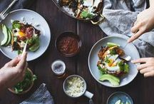 Food Styling: Gather