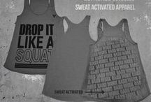 Workout Clothes / by Dani Faust