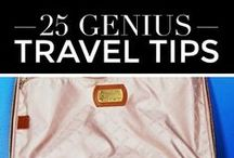 Travel Tips / by Dani Faust