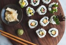 Forever in Love with Sushi