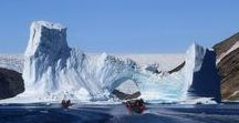 BOATTOUR / Explore the fascinating world of icebergs and glaciers face to face