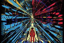⚛ Psi-Fi Cyberpunk Psychedelia