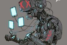⚛ Super ROBOTS, Super Cool