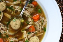 Recipes - Soups/Stews/Chowders / by Herbert Niles