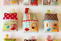 sew me / cute lovelies resulting from thread + fabric ~ check out my other craft boards: paper love, felt on, make it with yarn, let's get crafty, make it to wear it, r r r, bags bags bags, washi, handmade for you