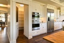Moldings & Millwork / Creative ways to up-scale a room with trim, mouldings, millwork.