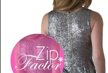 *Zipfactor / Fit is important. Don't buy for the future. Buy for the present! You want to feel good now, so don't think of the number, think of the Zipfactor! Zipfactor is the feeling you should get, when you've found that something or other that makes you want to strut through the narrow runway of the dressing room for everyone to see. It's the feeling of the happy dance when you know it fits and you feel like a million bucks.