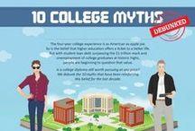 Education Infographics / by StudentAdvisor.com | LearningAdvisor.com