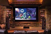 Media & Entertainment Rooms