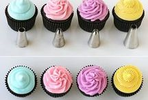sweets tips / tips and tricks to get your sweets even sweeter and prettier and less time consuming so you have more time to eat!