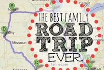 RoadTrip / Tips for travel with toddlers