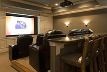 Home Theater / by Donna Fields