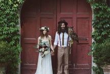 BOHEMIAN WEDDING //