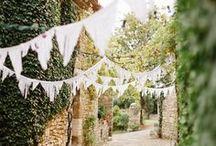 WEDDING FLAGS //