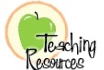 Teaching Resources / by Room 204