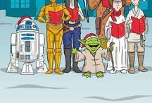 Star Wars nerds / by Mary M