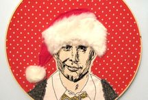 He's an angry elf / by Mary M