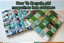 Crafty Ideas / by Rhonda Lyons
