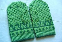 "Mittens - WristWarmers Patterns / Mittens - Mitts - Wristwarmers knitting patterns (some retail) for all ages (some interchangeable). I am a Knitting Addict, other ""addicts"" connect me (Friend me) @ www.facebook.com/profile.php?id=100002455722545. I have over 20 separate boards devoted to knitting; check them all out. / by Nancy Thomas"