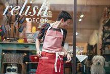 NEW at Relish Decor!