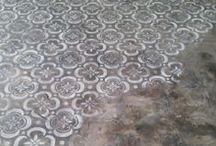 + pattern