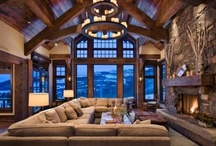 Lake House or Summer Home.