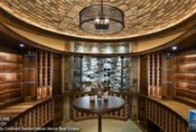 Wondrous Wine Cellars / A rich collection of the finest wine cellars found on coldwellbanker.com