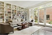 Libraries & Offices / Once you see these home offices and libraries, you'll want to work from home every day! / by Coldwell Banker