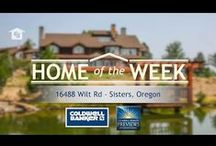 Home of the Week / Check back here every week to see what amazing house we're featuring next! / by Coldwell Banker