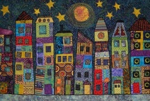 Cityscapes / by Maureen Mitchell