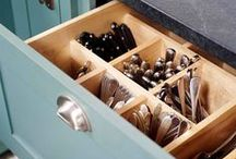 Storage & Organization / A place for everything and everything in its place!
