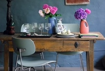 RUSTIC OFFICE / Inspiring pins for rustic office interiors