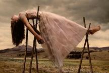 Ethereally Enchanting <3  / hippie # bohemian # boho# gypsy # angelic # beauty / by Recia Kiser