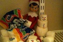 Elf on the shelf ideas / by Cheri Cann