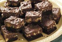 Brownies and Cookie Bars / Brownies and Cookie Bar Recipes