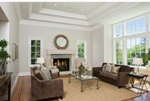 Cozy Fireplaces / Snuggle up next to these cozy fireplaces!